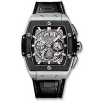 Hublot Titanio Automático Gris Sin cifras 42mm nuevo Spirit of Big Bang