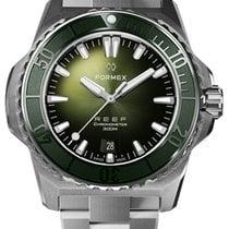 Formex new Chronometer 42mm Steel Sapphire crystal