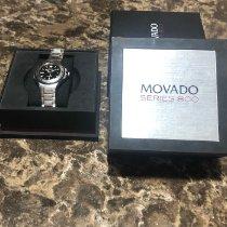 Movado Series 800 Acero 38mm Negro