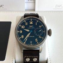 IWC Big Pilot Titanium 46.2mm Black Arabic numerals United States of America, California, San Francisco