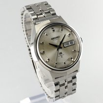 Seiko Steel 38mm Automatic 6146-8050 pre-owned
