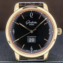 Glashütte Original Sixties Panorama Date new 2016 Automatic Watch with original box and original papers 36057