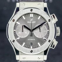Hublot Classic Fusion Chronograph pre-owned 45mm Chronograph Date Fold clasp