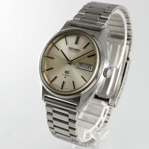 Seiko Steel 36.5mm Automatic 5646-7010 pre-owned