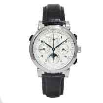 A. Lange & Söhne Platinum 42mm Manual winding 421.025 new United States of America, Arizona, Scottsdale