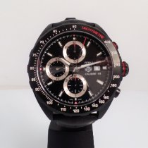 TAG Heuer Formula 1 Calibre 16 Steel 44mm Black No numerals