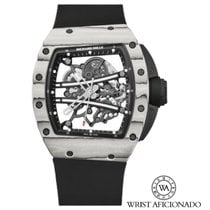 Richard Mille RM 061 Carbon 50.23mm Transparent United States of America, New York, New York