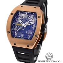 Richard Mille Rose gold Automatic Transparent Arabic numerals 48mm pre-owned RM 029