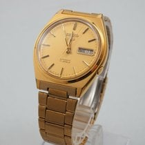 Seiko Steel 36mm Automatic 5 pre-owned