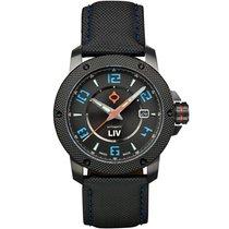 Liv Watches Stahl 42mm neu