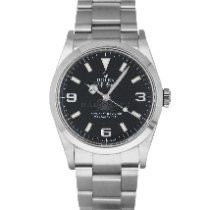 Rolex 114270 Steel 2007 Explorer 36mm pre-owned United States of America, Maryland, Baltimore, MD