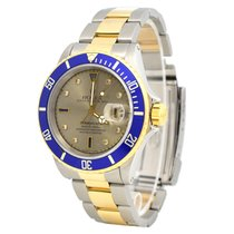 Rolex 16613 Steel 1991 Submariner Date 40mm pre-owned United States of America, Florida, Miami