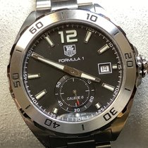 TAG Heuer Formula 1 Calibre 6 Steel Black United States of America, New Jersey, Fords
