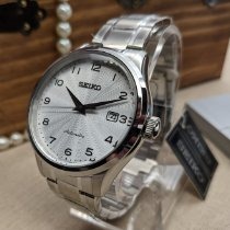 Seiko Steel 42.7mm Automatic SRPC17K1 new