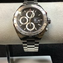 TAG Heuer Formula 1 Calibre 16 Steel 44mm Black No numerals United States of America, New Jersey, Fords