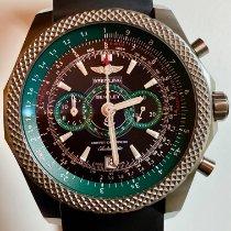 Breitling Bentley Supersports Titanium 49mm Green No numerals