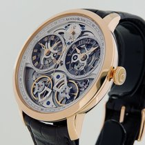 Arnold & Son Rose gold 44mm Manual winding 1DGAP.S10A.C12OP new United States of America, California, Los Angeles