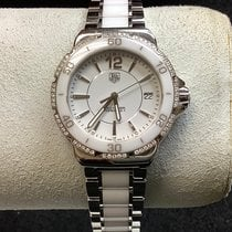 TAG Heuer Formula 1 Lady Steel 37mm White No numerals United States of America, New Jersey, Fords