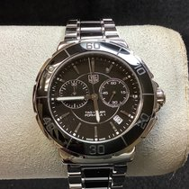 TAG Heuer Formula 1 Lady new Quartz Chronograph Watch with original box and original papers CAH1210.BA0862