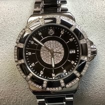 TAG Heuer Formula 1 Lady Steel 37mm Black United States of America, New Jersey, Fords