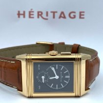 Jaeger-LeCoultre Grande Reverso Ultra Thin Duoface Rose gold 46.8mm White