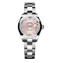 Rolex Lady-Datejust Steel 28mm Pink Roman numerals United States of America, Florida, Miami