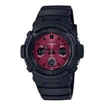 Casio Aluminum Red 46.4mmmm new G-Shock