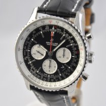 Breitling Navitimer 01 (46 MM) new 2020 Automatic Chronograph Watch with original box and original papers AB0127211B1P1