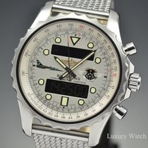 Breitling Chronospace Steel 48mm Silver Arabic numerals United States of America, Arizona, Scottsdale