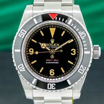 Rolex Submariner (No Date) Steel 40mm Black United States of America, Massachusetts, Boston