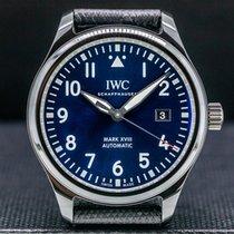 IWC Pilot Mark Ceramic 40mm Blue Arabic numerals United States of America, Massachusetts, Boston