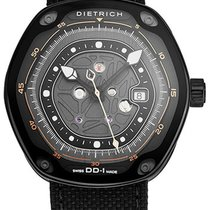 Dietrich Steel Automatic DD-1 BLACK new United States of America, New York, Brooklyn