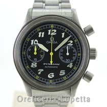 Omega Dynamic Chronograph Staal 38mm