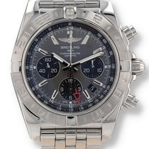 Breitling Chronomat 44 GMT Acero 44mm Gris