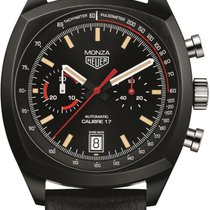TAG Heuer Monza Titanium 5mm Black United States of America, California, Moorpark