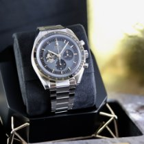 Omega Speedmaster Professional Moonwatch Acier 42mm Noir Sans chiffres France, Cannes