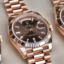 Rolex 228235 Rose gold 2020 Day-Date 40 40mm new