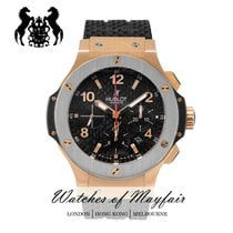 Hublot pre-owned Automatic Black