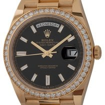 Rolex Day-Date 40 228348 Very good Yellow gold 40mm Automatic United States of America, Texas