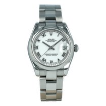 Rolex Lady-Datejust Acero 31mm Blanco España, Barcelona