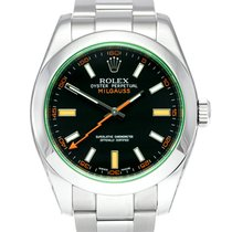 Rolex Milgauss Steel 40mm Black No numerals United Kingdom, Manchester