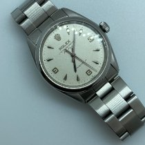 Rolex 5500 Staal Air King Precision 34mm tweedehands