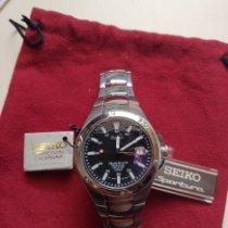 Seiko Sportura new Quartz Watch with original papers SLL155