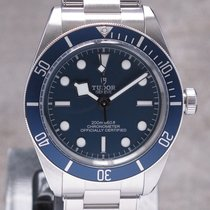 Tudor Black Bay Fifty-Eight Steel 39mm Blue No numerals United Kingdom, London Paris & Brussels face to face only - Other destination shipping with Express carrier including insurance