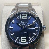 Ball Engineer III Stahl 43mm Blau