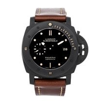 Panerai Special Editions Ceramic 47mm Black No numerals United States of America, Pennsylvania, Bala Cynwyd