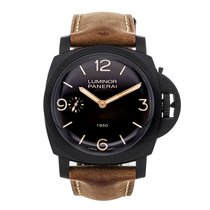 Panerai Manual winding Brown 47mm pre-owned Special Editions