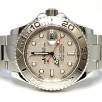 Rolex Yacht-Master 40 Steel 40mm Silver No numerals United Kingdom, Essex