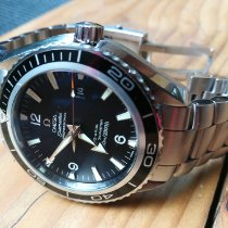 Omega Seamaster Planet Ocean Acier 45mm Noir Arabes France, bordeaux