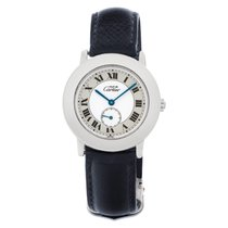 Cartier Quartz White Roman numerals 33mm pre-owned